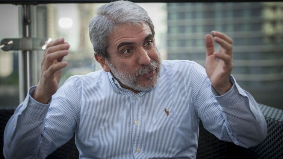 Enfrentamiento entre Aníbal Fernández y Alejandro Fargosi - El Intransigente