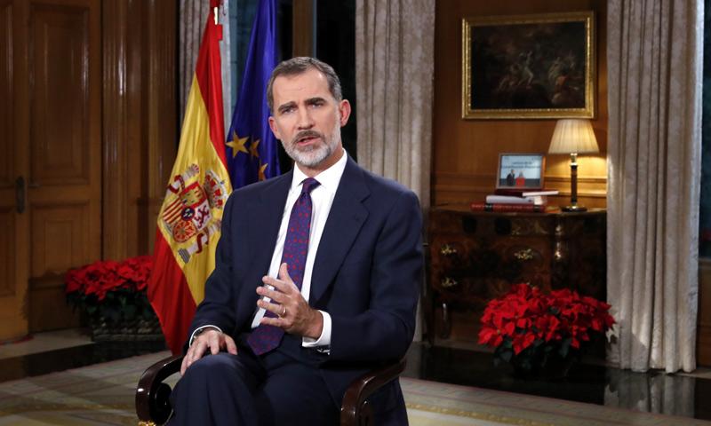 Rey Felipe.