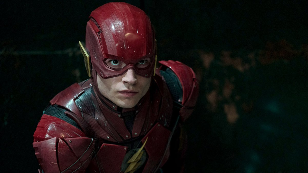 """The Flash"" - Ezra Miller"