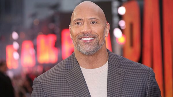 Dwayne La Roca Johnson