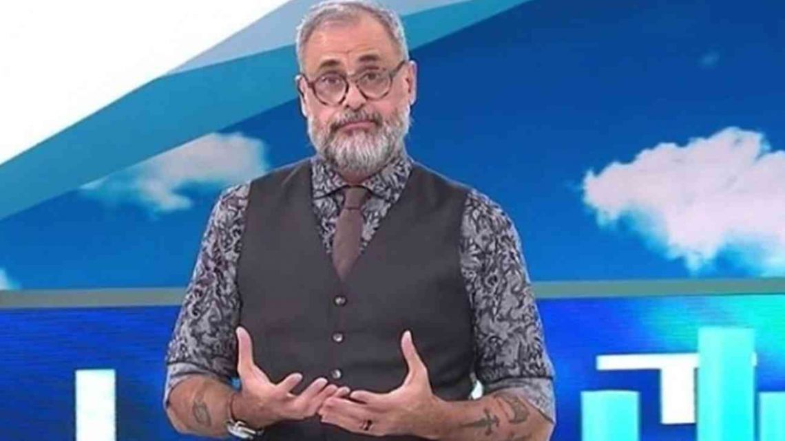 Jorge Rial en Intrusos.