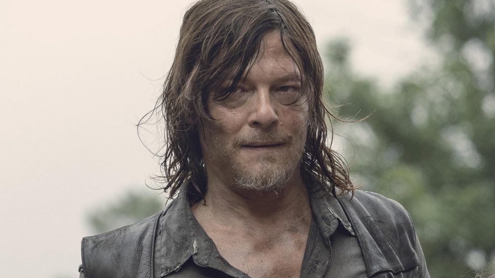 Normas Reedus como Daryl Dixon en The Walking Dead