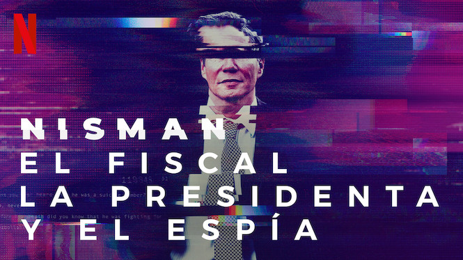 Portada de la serie sobre el fiscal Nisman