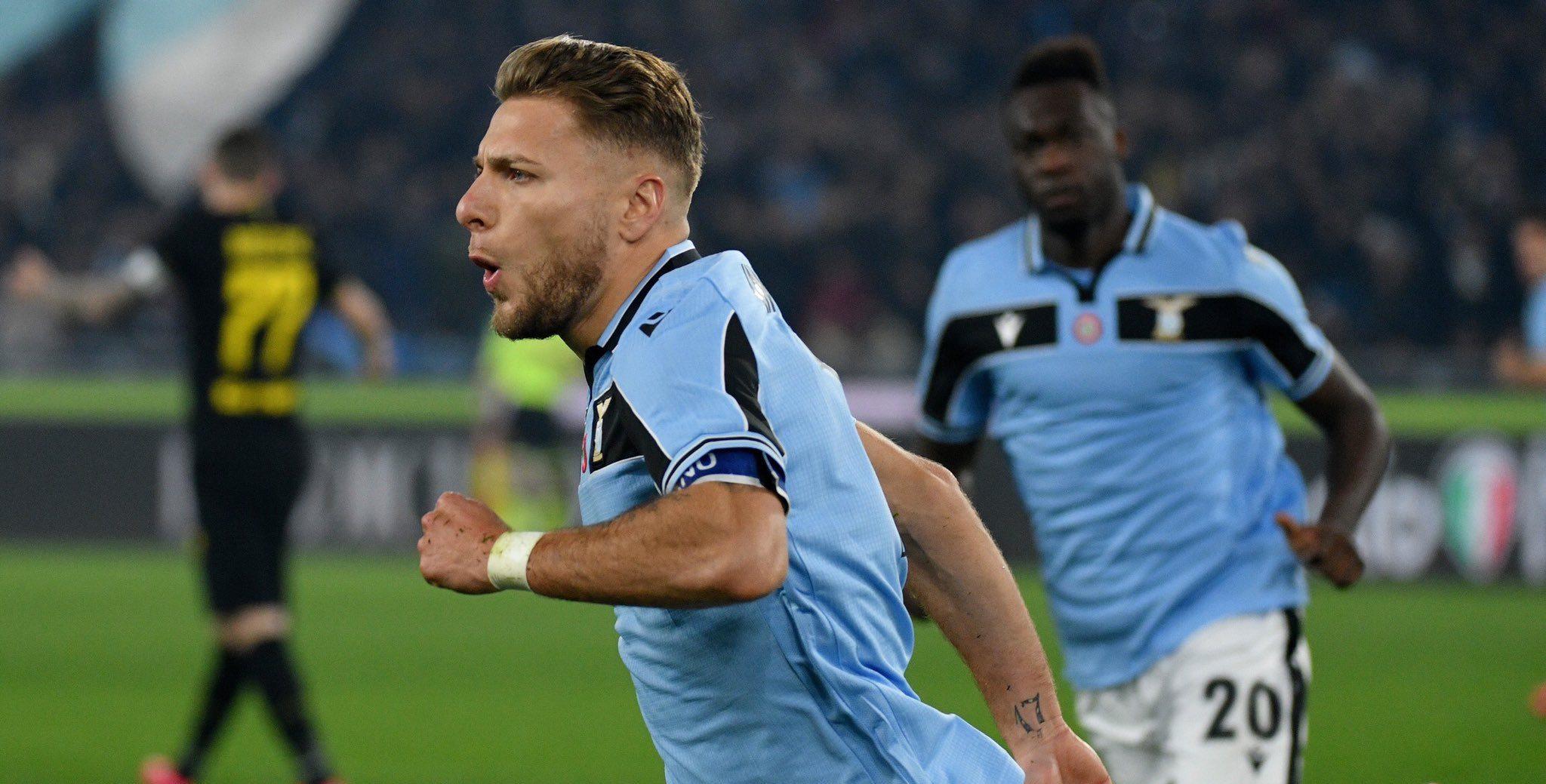 Serie A: Lazio venció a Inter y se mete en la pelea por el título - El Intransigente