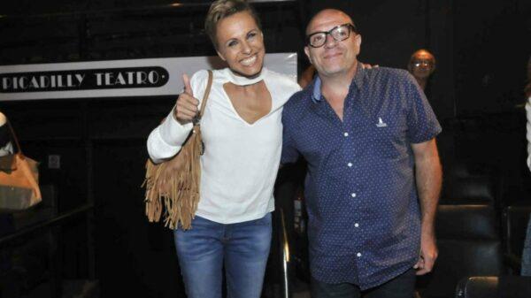 Campi y Denise Dumas.