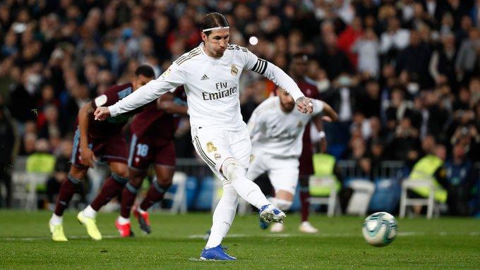 Real Madrid cede en casa y ahora es líder por un punto