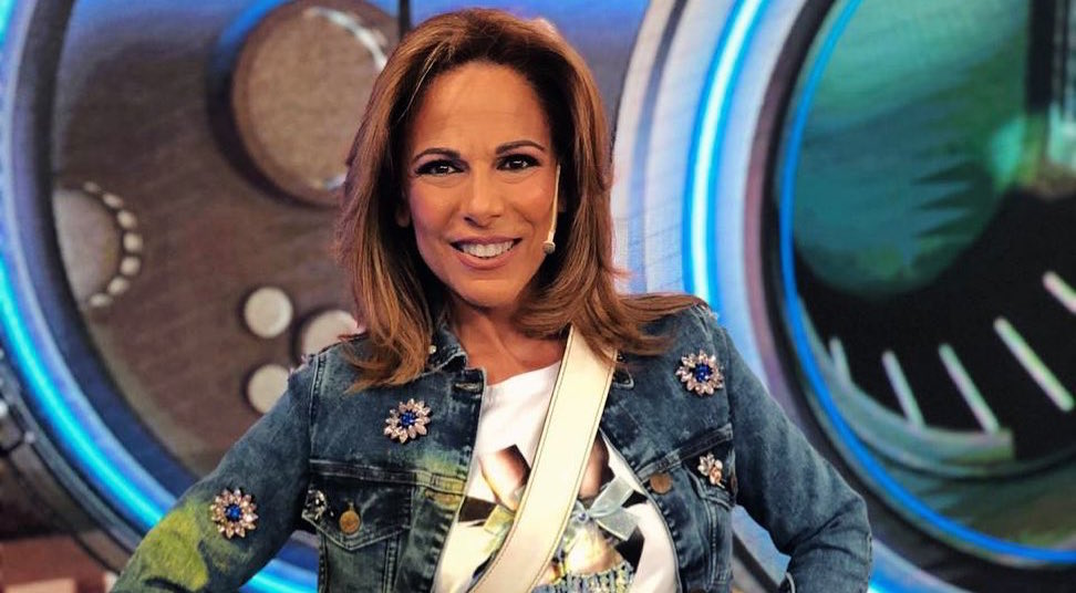 Iliana Calabró.
