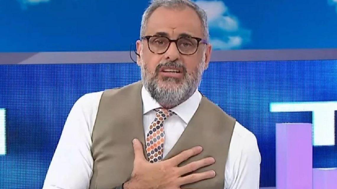 Jorge Rial periodista