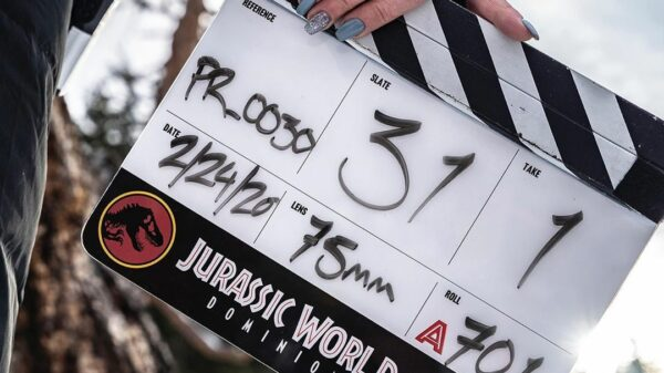 Jurassic World Dominio