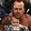 Bruce Willis y Tallulah
