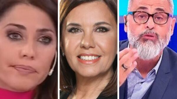 Liliana Parodi, Jorge Rial y Pamela David