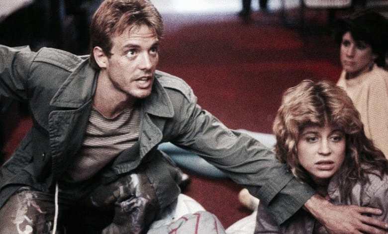 "Michael Biehn en ""Terminator"""