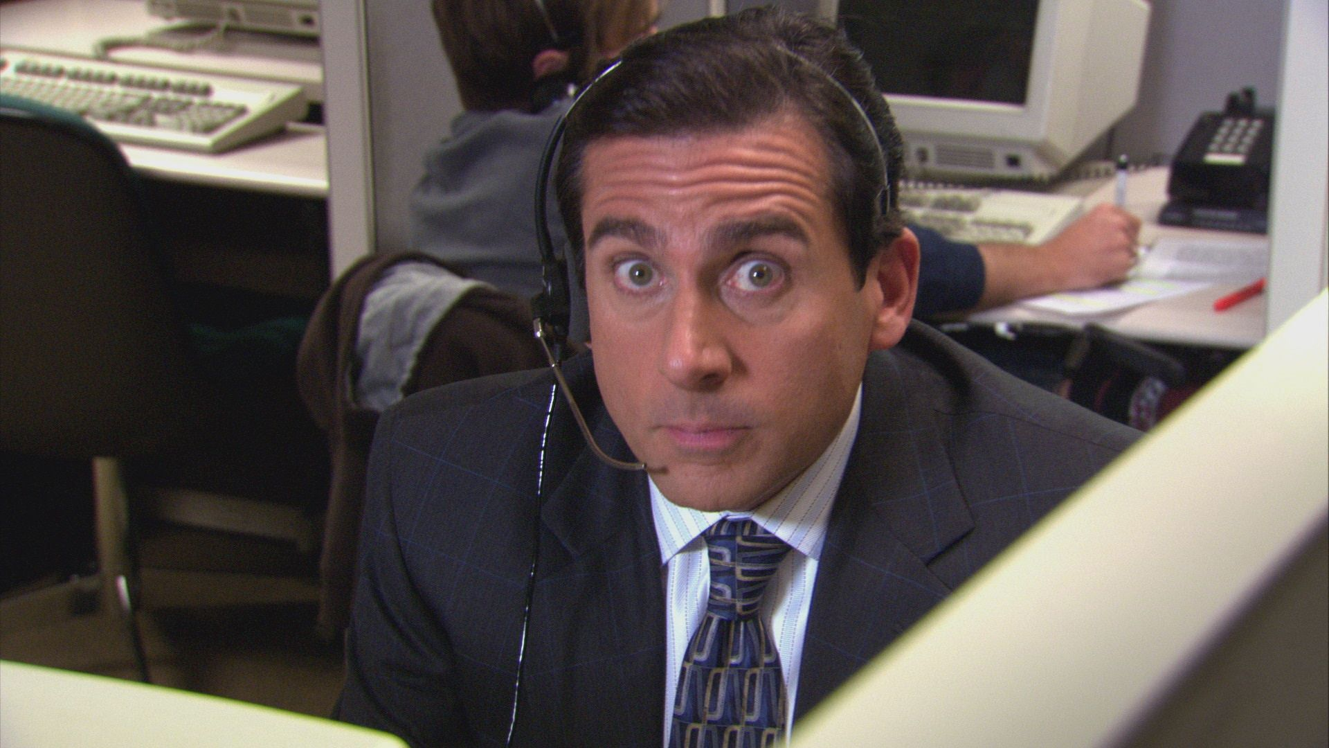 """Productores de """"The Office"""" y una nueva serie inspirada en el coronavirus."""