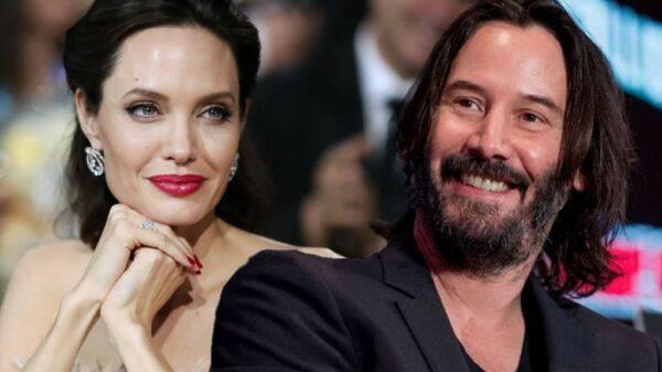 Angelina Jolie Keanu Reeves y Marvel
