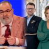 Jorge Lanata y Paula Chaves