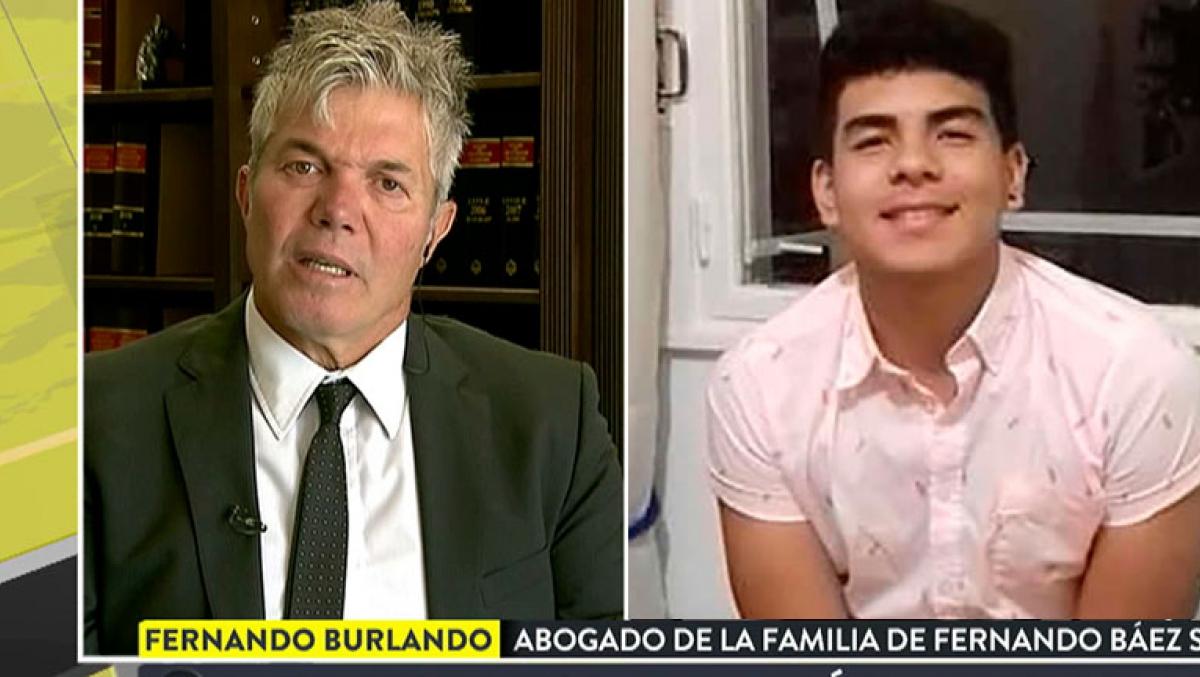 Fernando Burlando y Baez Sosa