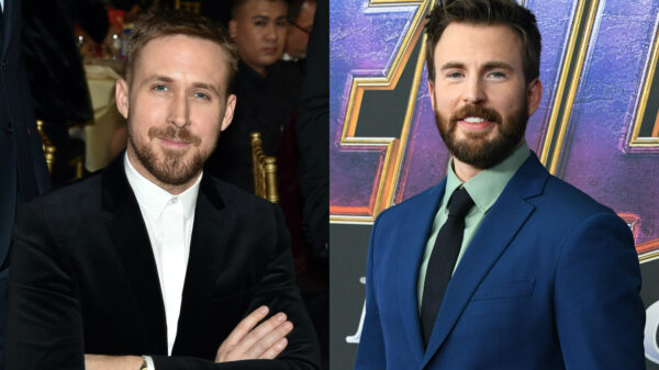 Ryan Gosling Chris Evans Netflix