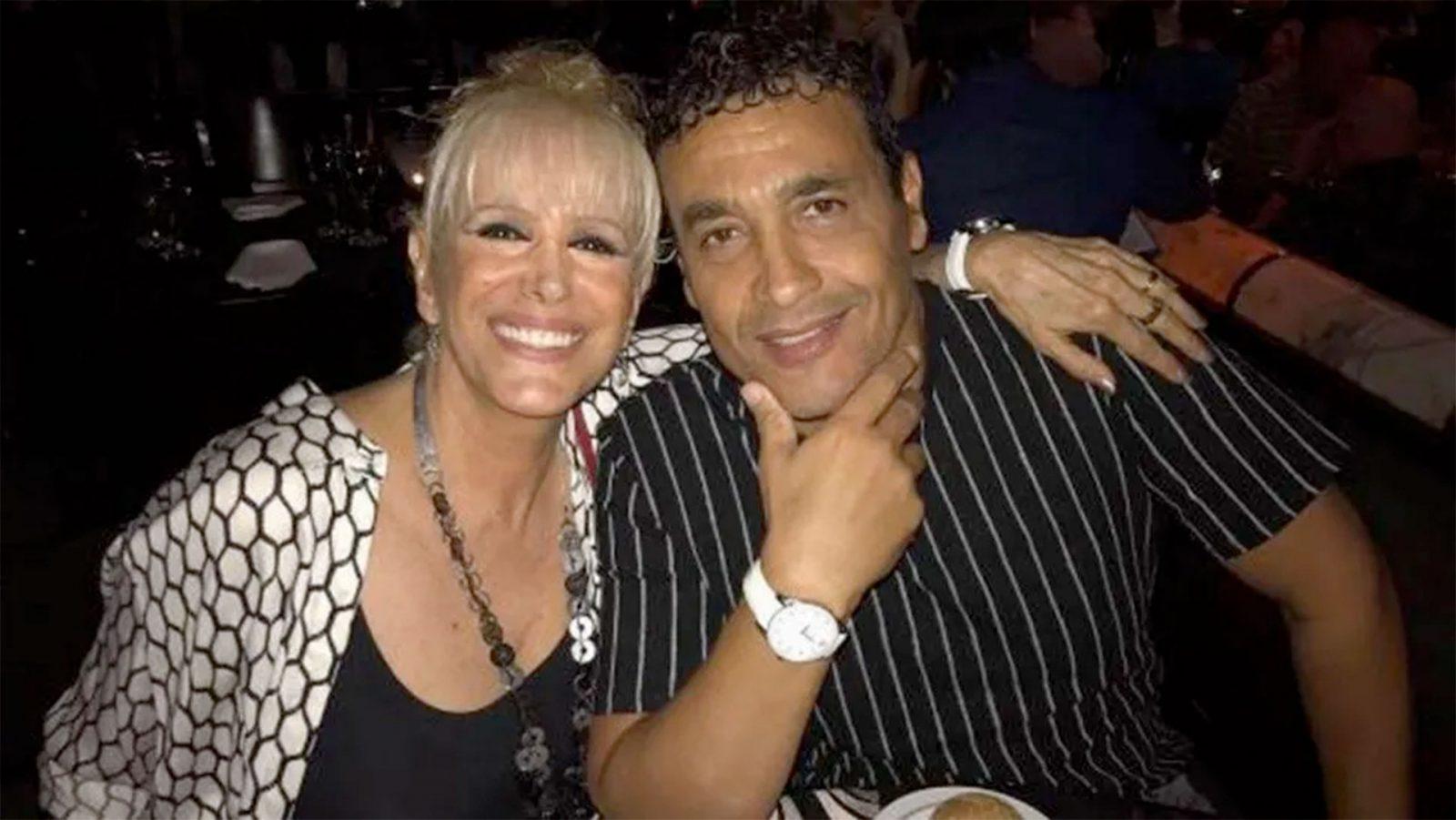 Valeria Lynch y Cau Bornes