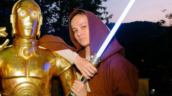 Brie Larson Marvel- Star Wars