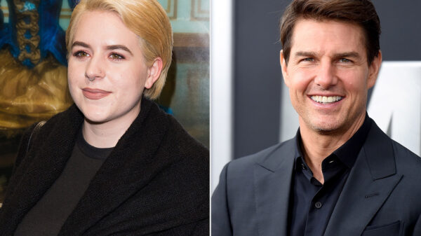 Bella Nicole Kidman Tom Cruise