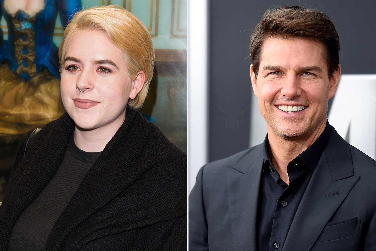 Bella Nicole Kidman Tom Cruise