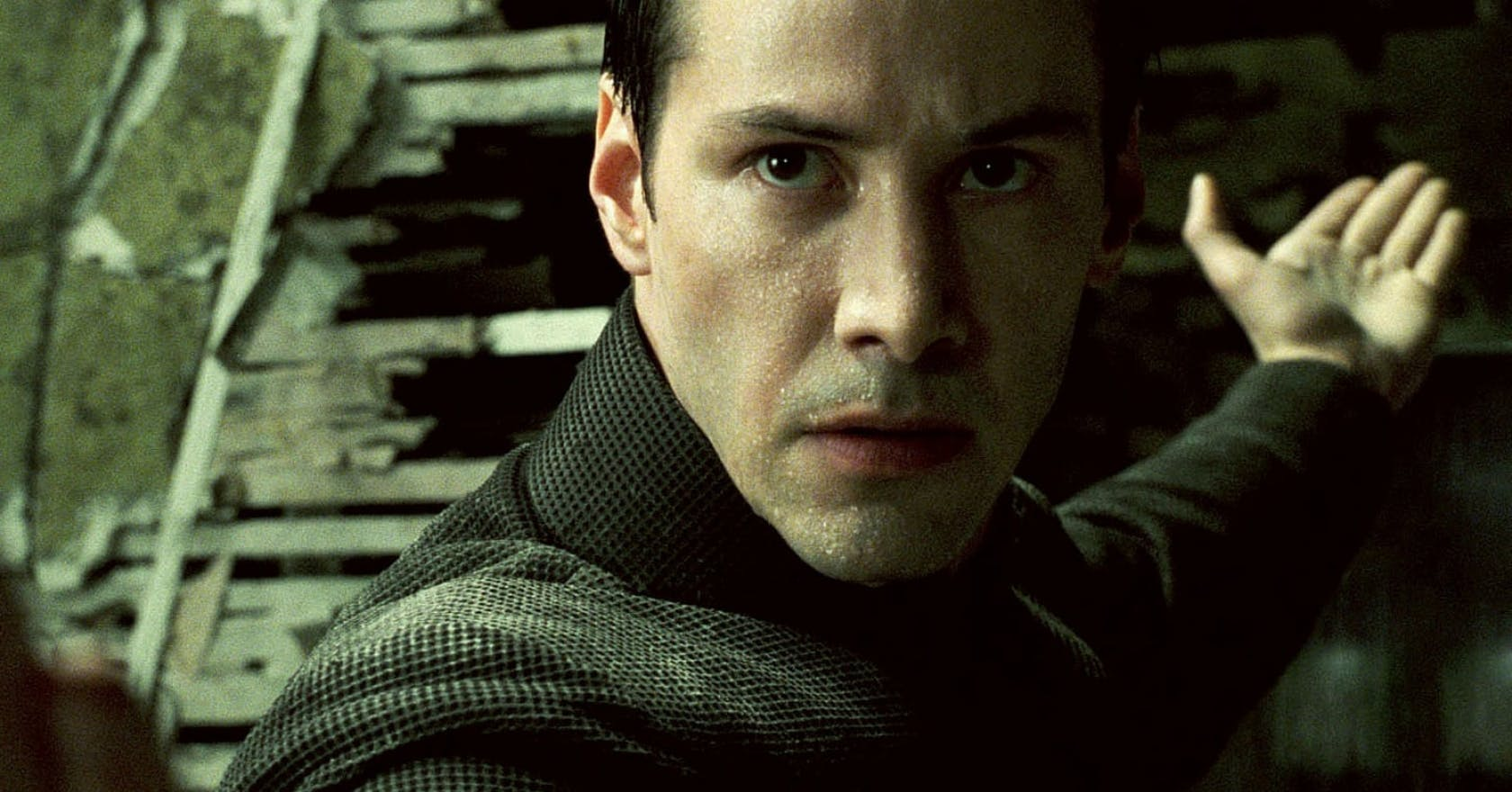 Keanu Reeves Matrix 2