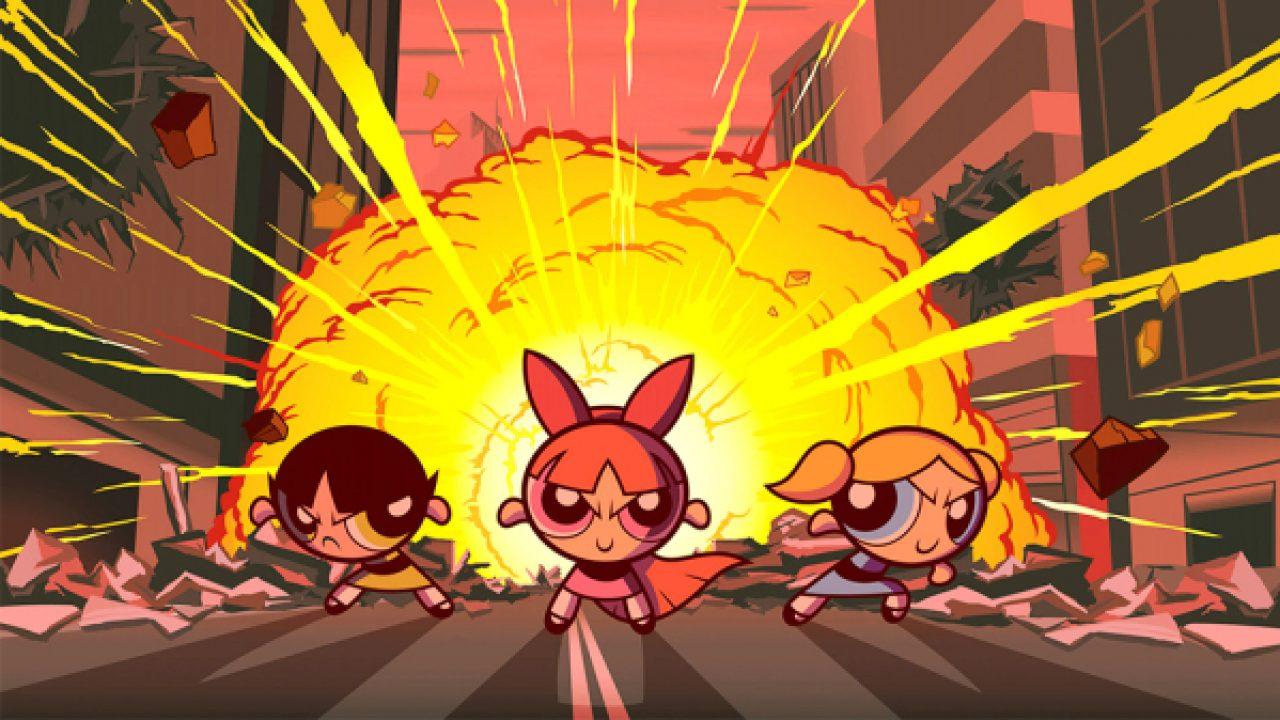 Las Chicas Superpoderosas Serie