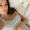 Lea Michele bebé