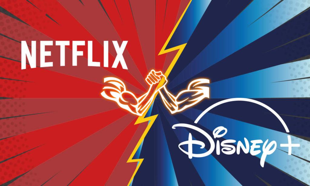 Netflix Disney Plus
