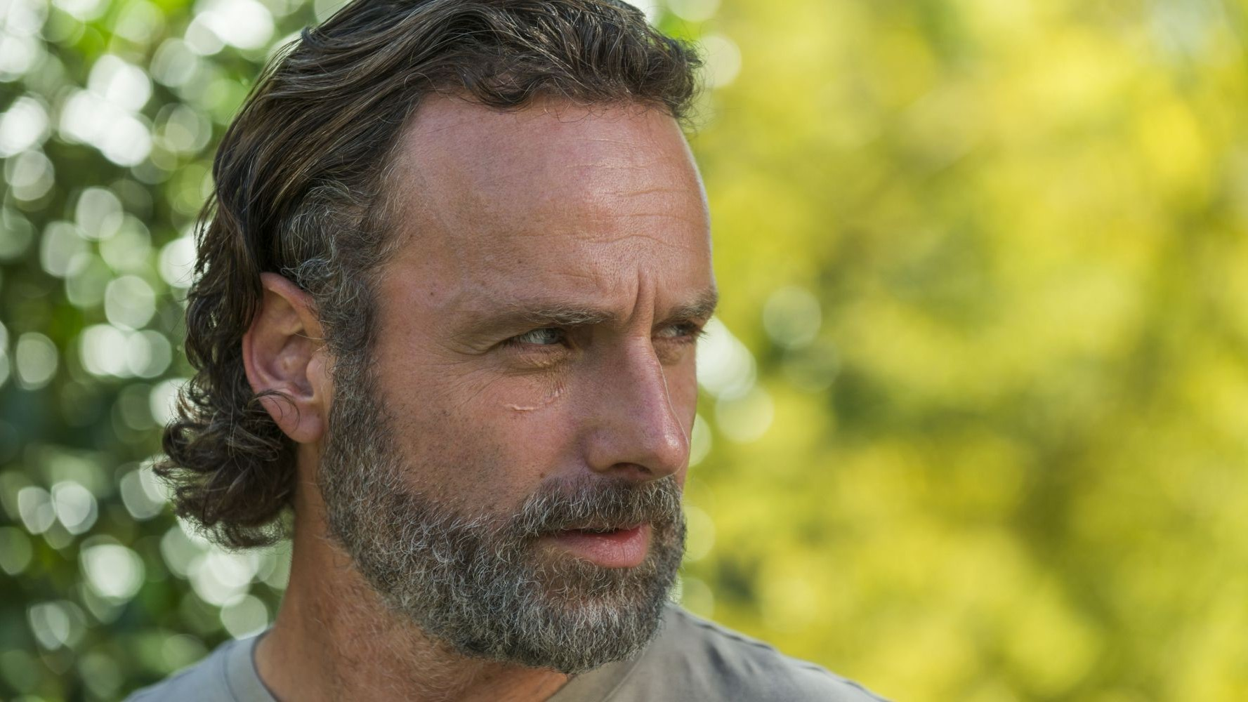 The Walking Dead Andrew Lincoln Rick