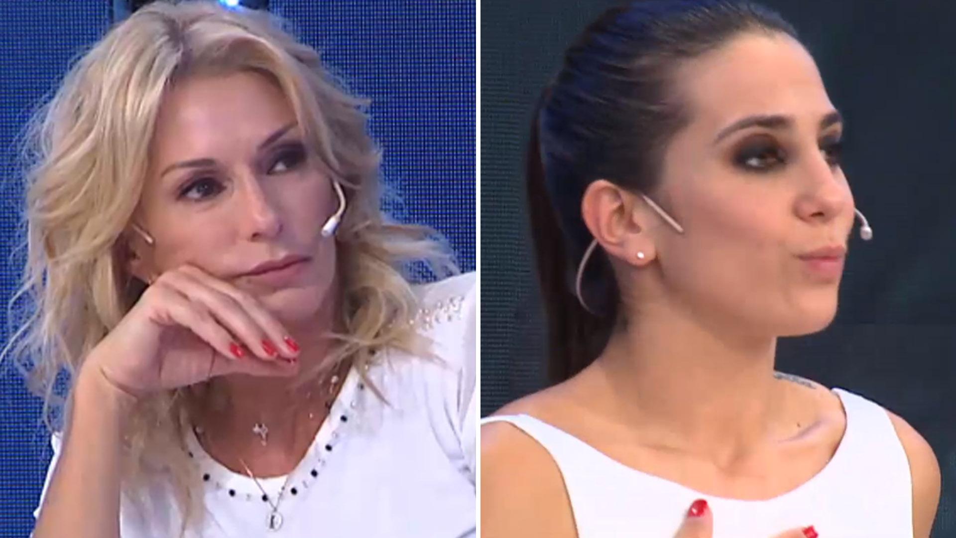 Yanina Latorre y Cinthia Fernández