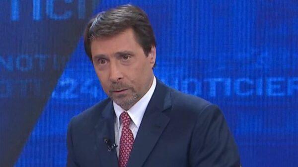 Eduardo Feinmann Guillermo Andino América Tv