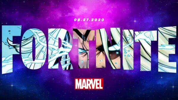 fortnite thor Marvel