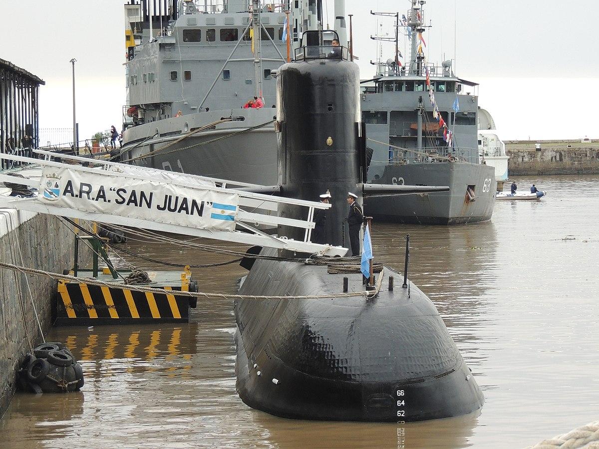 ARA San Juan