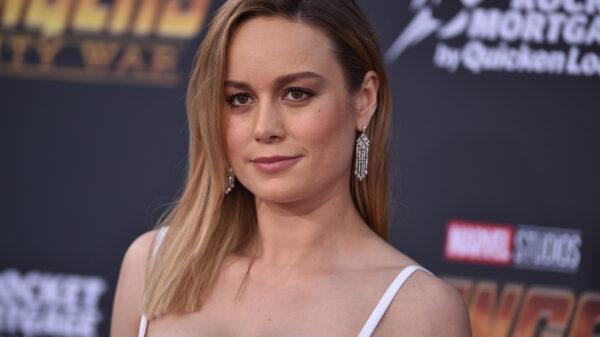 Brie Larson Capitana Marvel