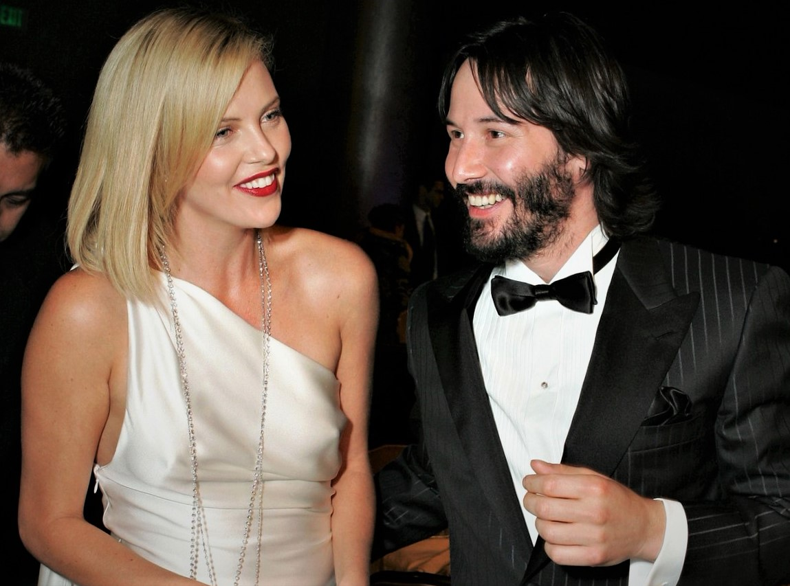 Charlize Theron Keanu Reeves 2