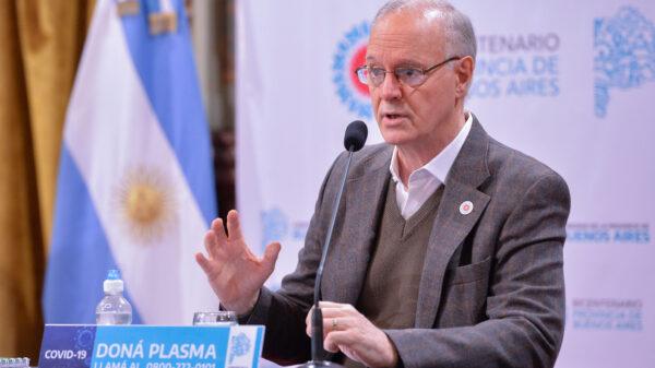 vacunación contra el coronavirus en la provincia de Buenos Aires