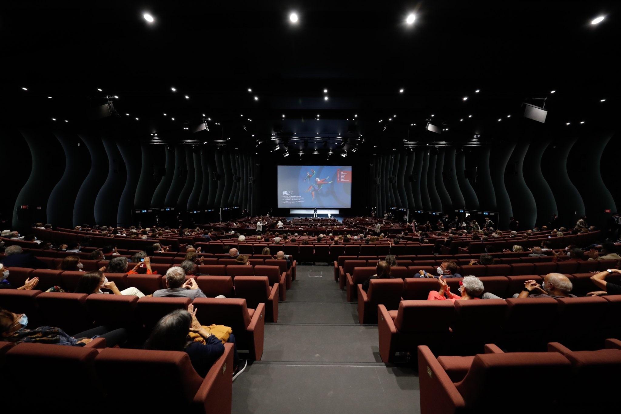 Festival de Cine de Venecia