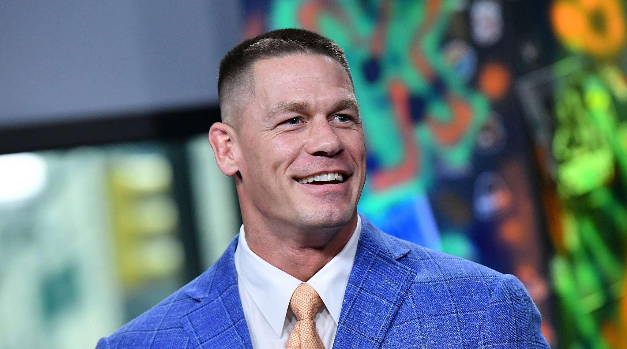 John Cena Marvel Studios