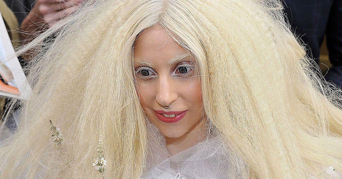 Lady Gaga mutante