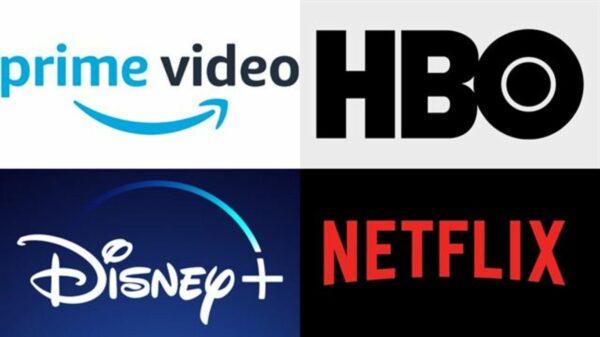Netflix, HBO, Amazon y Disney