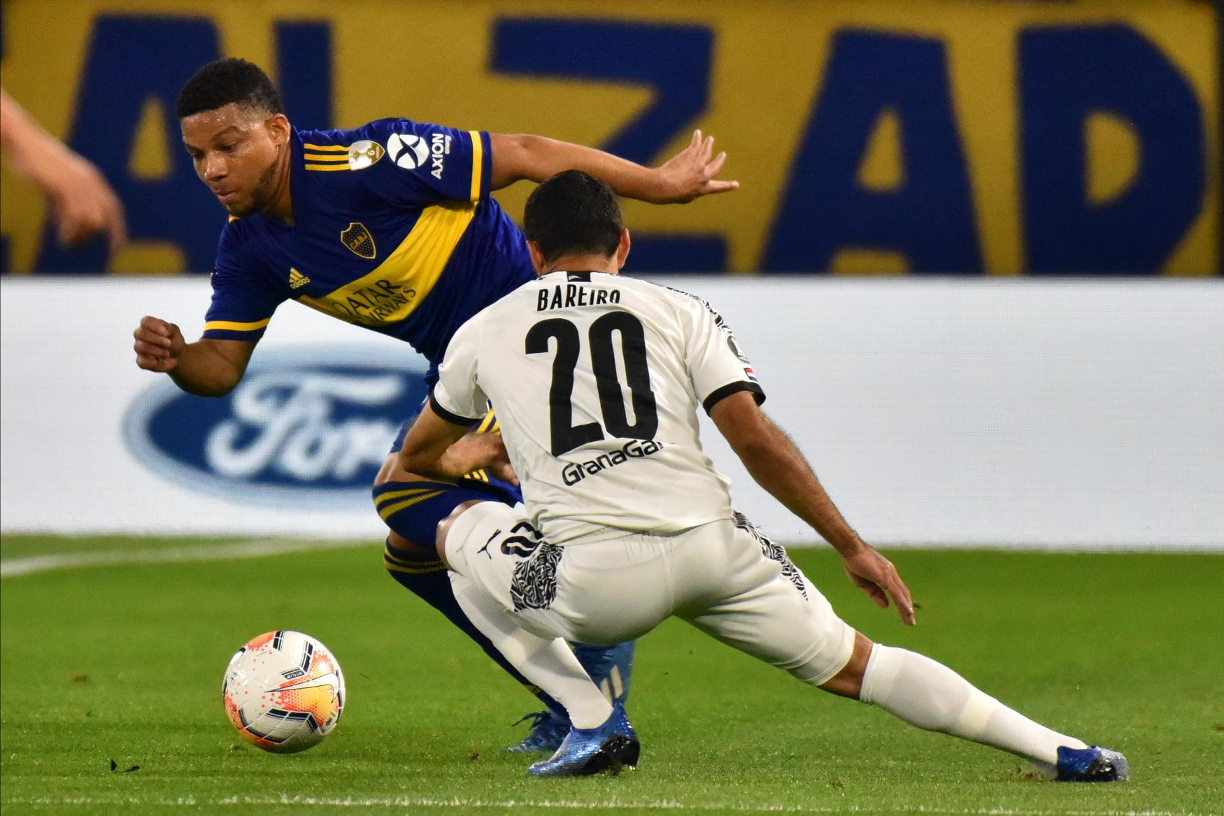 Boca Juniors Copa Libertadores