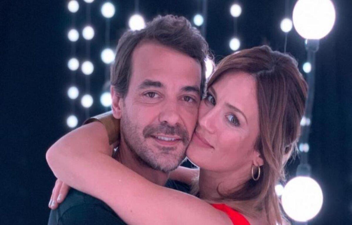 Pedro Alfonso y Paula Chaves