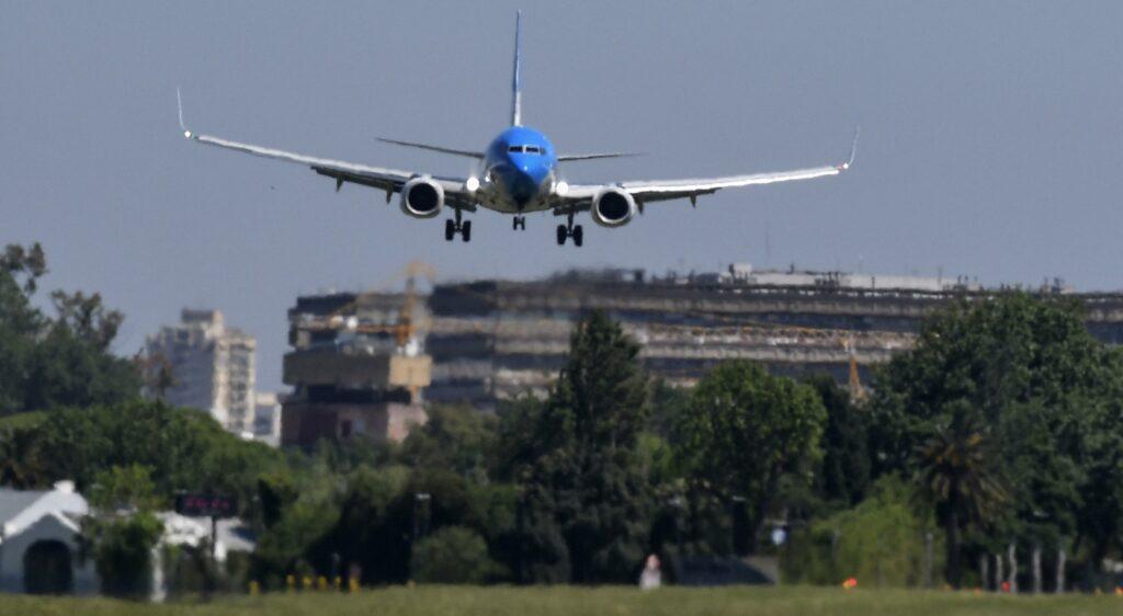 vuelos de cabotaje