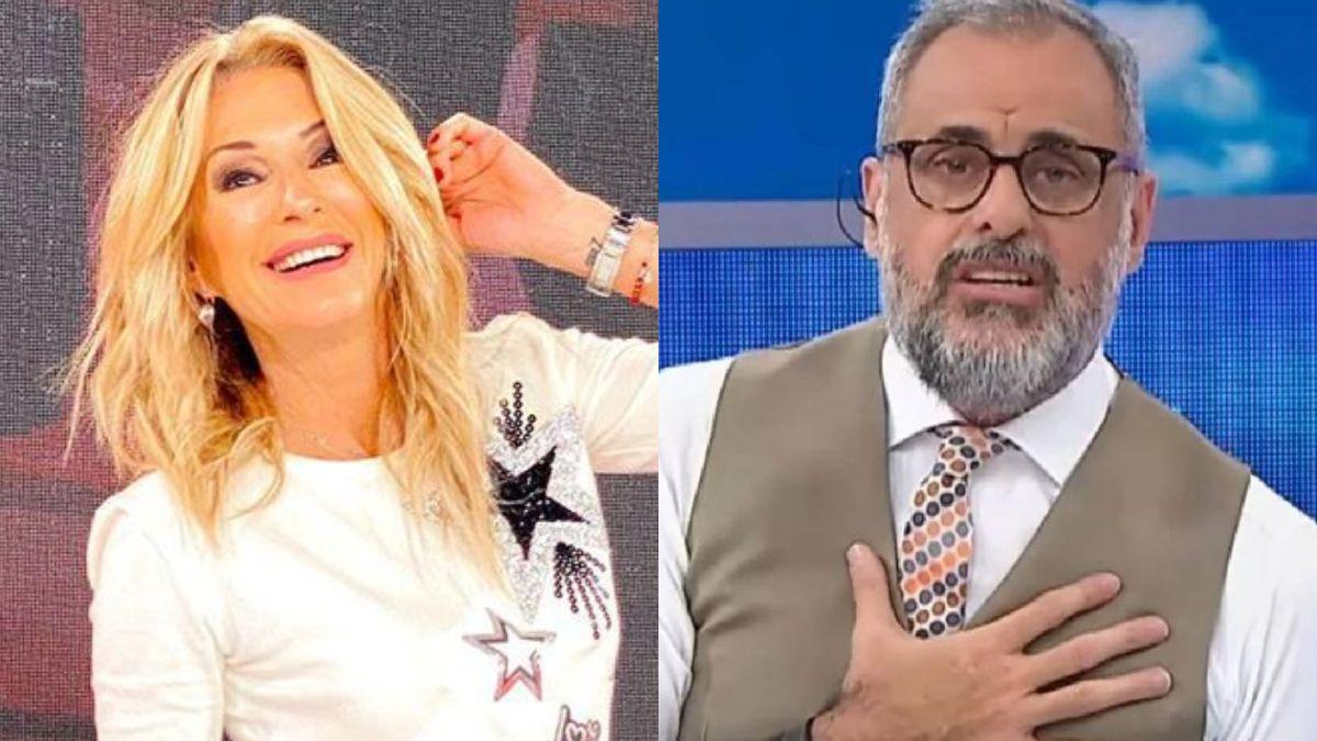 Yanina Latorre y Jorge Rial