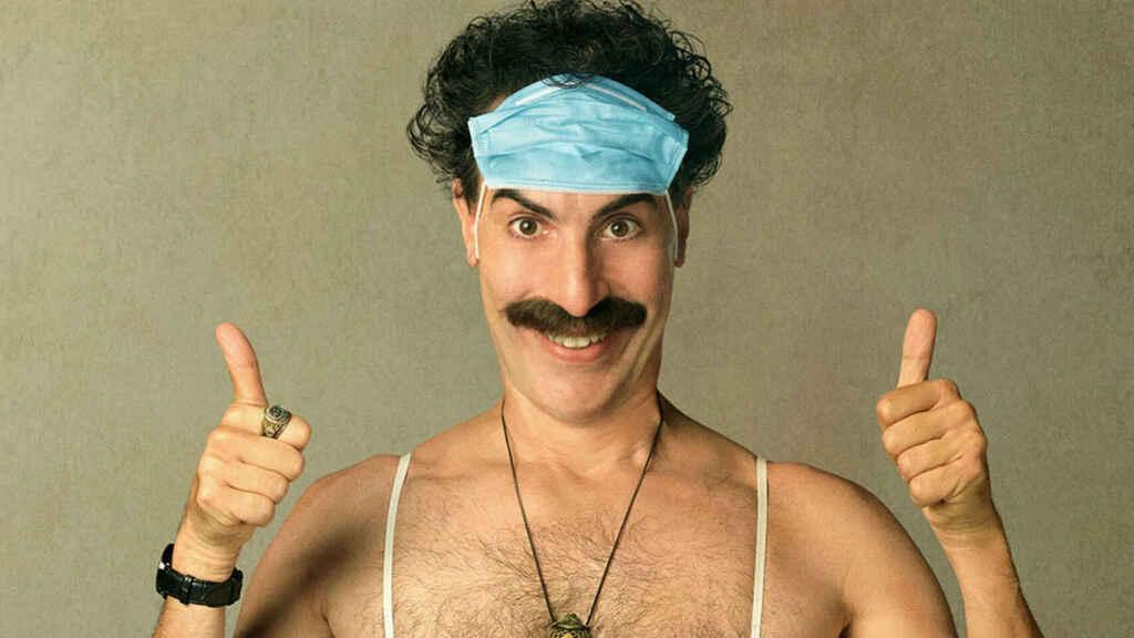 Borat secuela