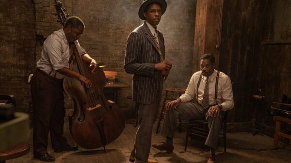 Chadwick Boseman Netflix