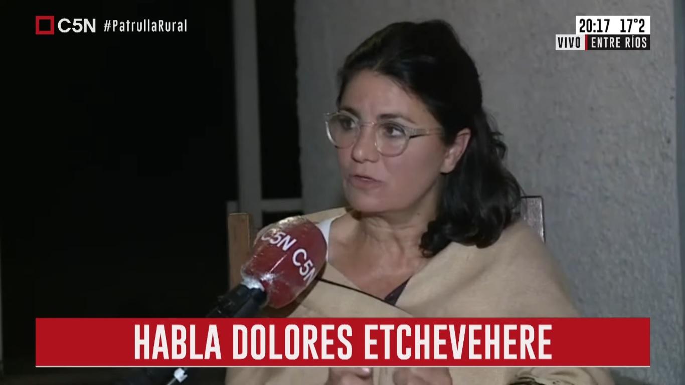 Dolores Etchevehere
