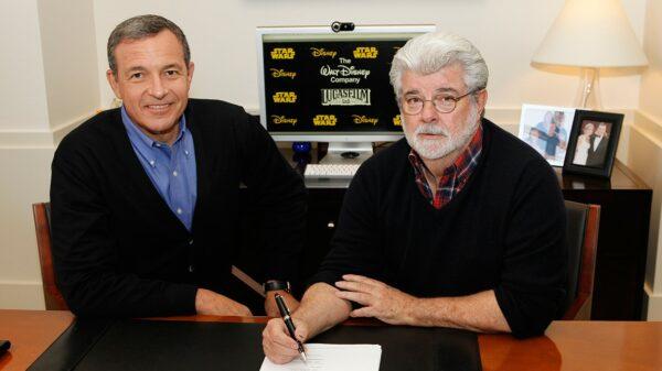 George Lucas Disney