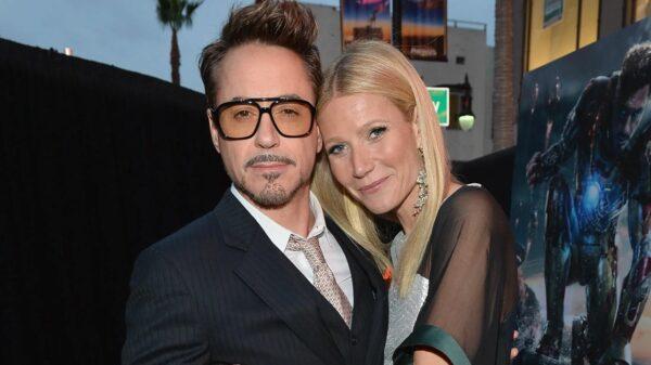 Gwyneth Paltrow Robert Downey Jr. 2